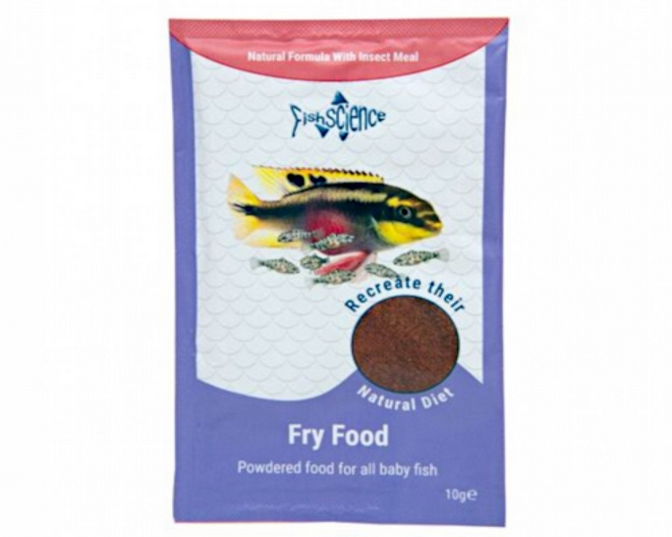 Fish Science Fry Food 10g