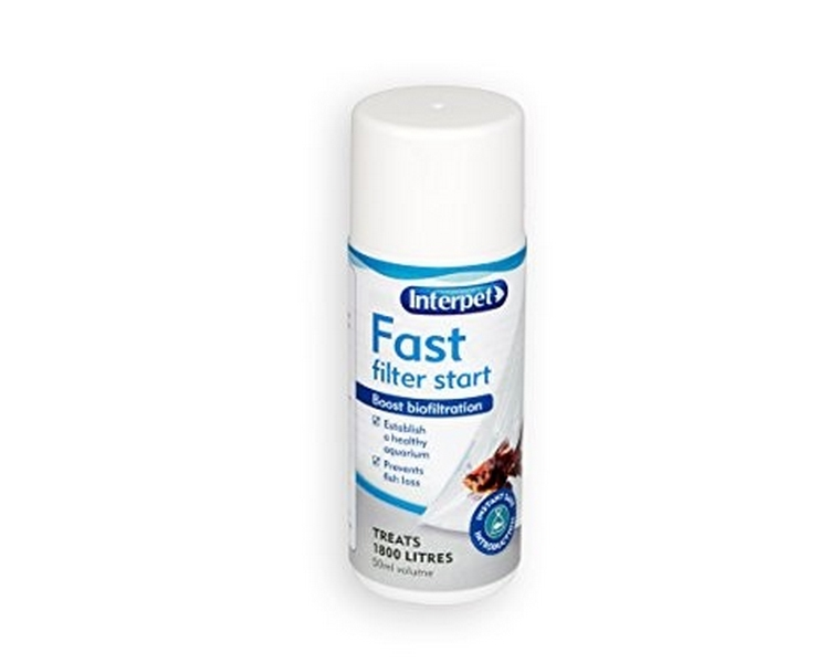 Interpet Fast Filter Start - 50ml