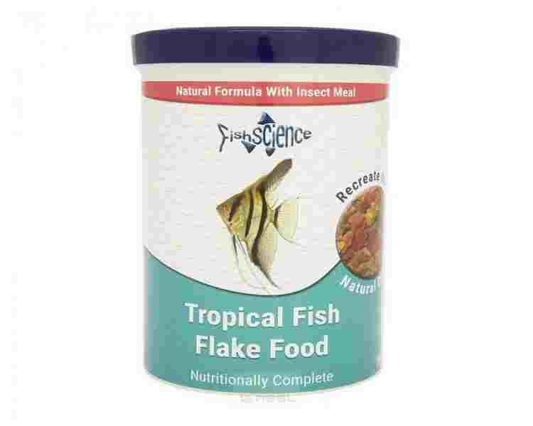 Fish Science Tropical Flake Food 200g