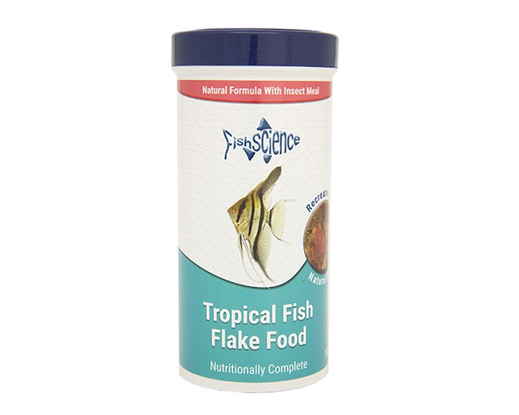 Fish Science Tropical Flake Food 50g